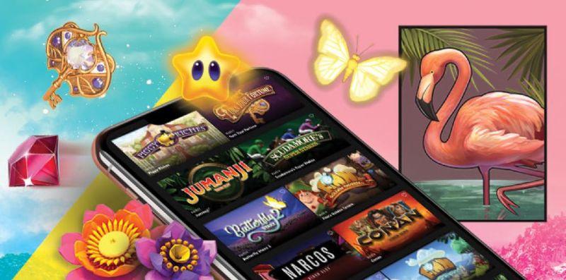 instantwest casino ulkoasu