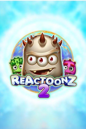 reactoonz 2 pelin logo