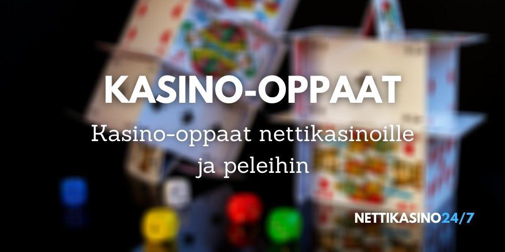 kasino-oppaat nettikasino24/7:lla