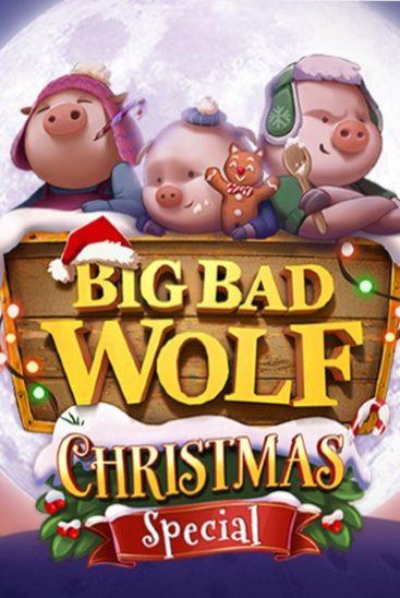 big bad wolf christmas special pelin logo