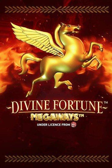 divine fortune megaways pelin logo