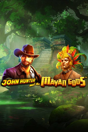 john hunter and the mayan gods pelin logo