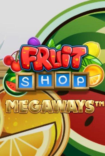 fruit shop megaways pelin logo