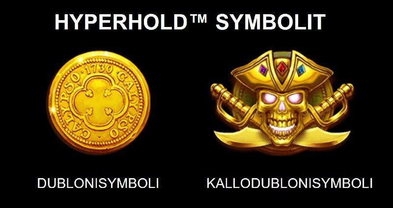 adventures of doubloon island hyperhold symbolit