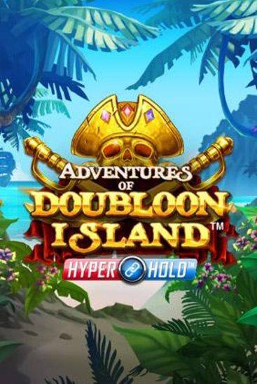 advetures of doubloon island pelin logo