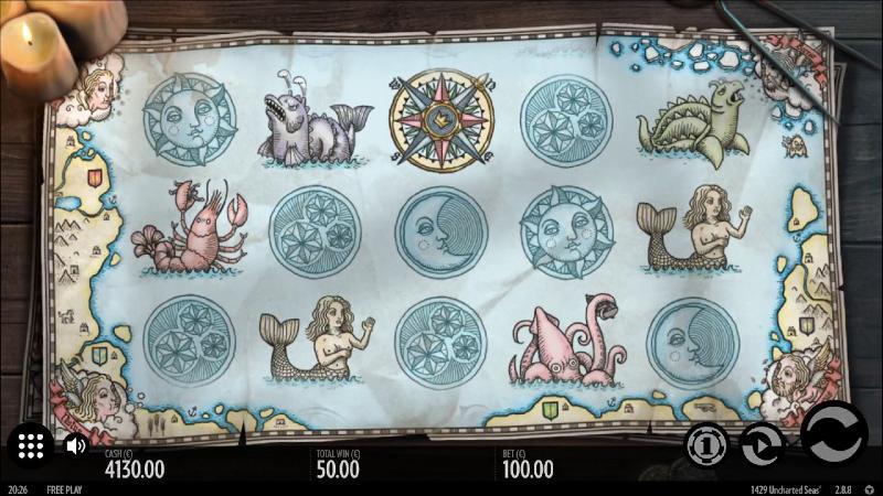 korkean rtpn pelit 1429 uncharted seas