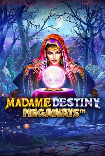 madame destiny megaways pelilogo