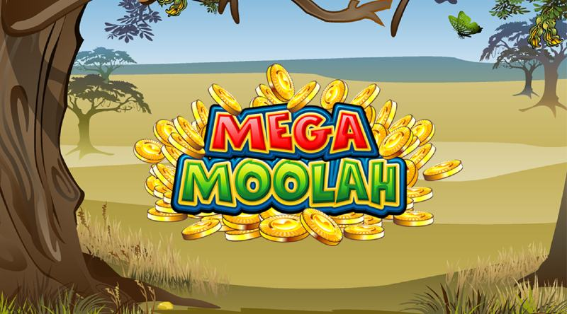 pelatuimmat kolikkopelit mega moolah 4. sija