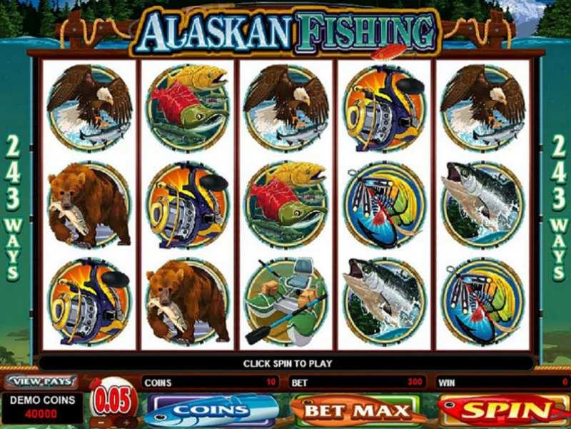 top urheilupelit alaskan fishing