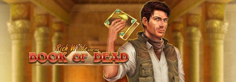 pelatuimmat kolikkopelit book of dead 2. sija