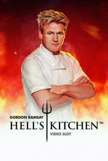hell's kitchen slot gordon ramsay pelin logo