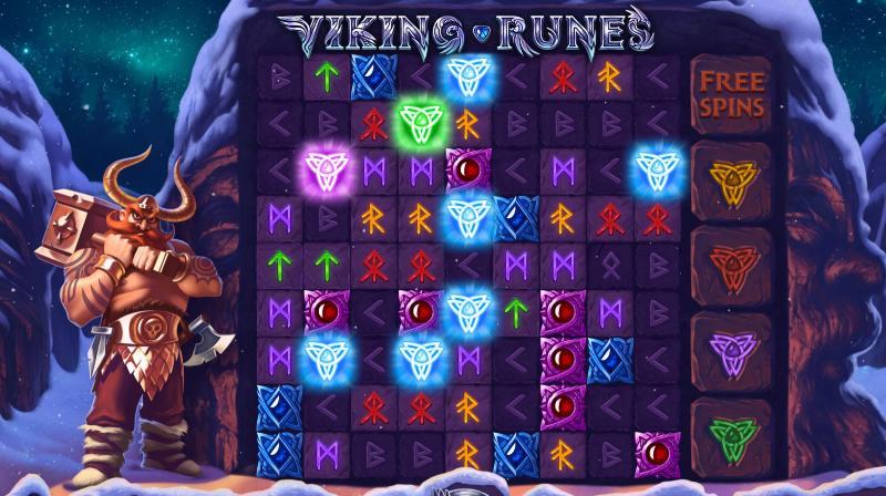 viking runes wild symbolit