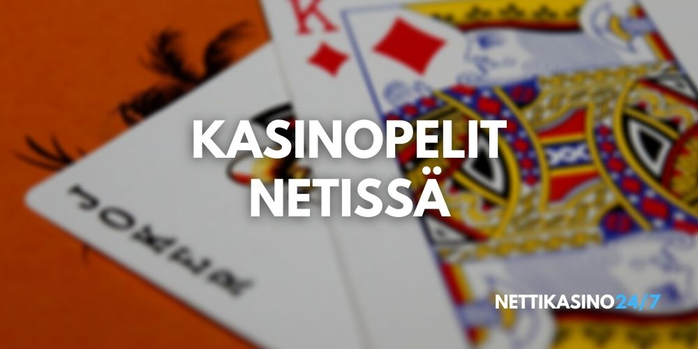 kasinopelit netissä korttipakkakortit
