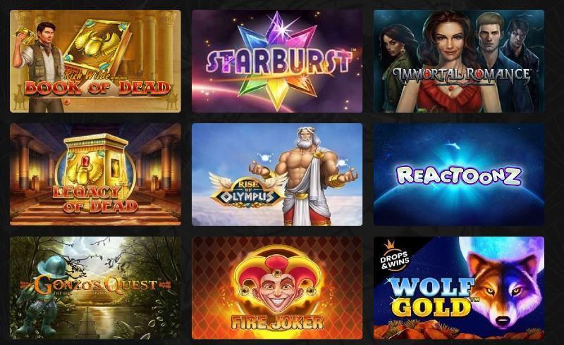 casino masters pelivalikoima kolikkopelit