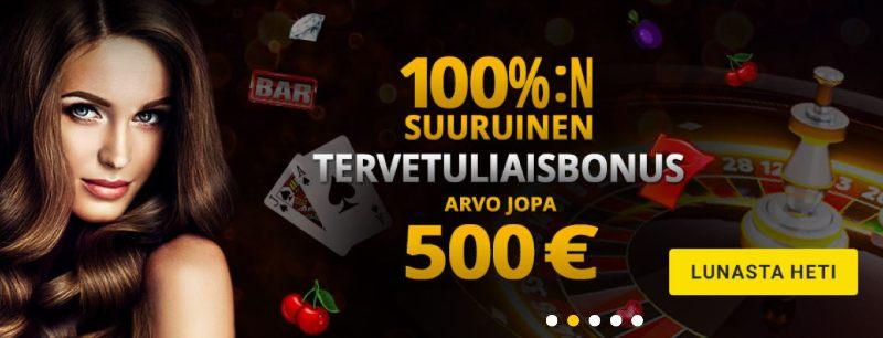 18bet casinobonus 500 eur