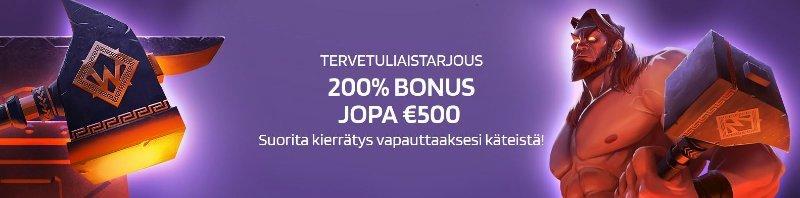 lyracasino bonus
