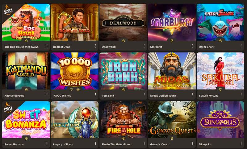 sol casino pelit kolikkopelejä
