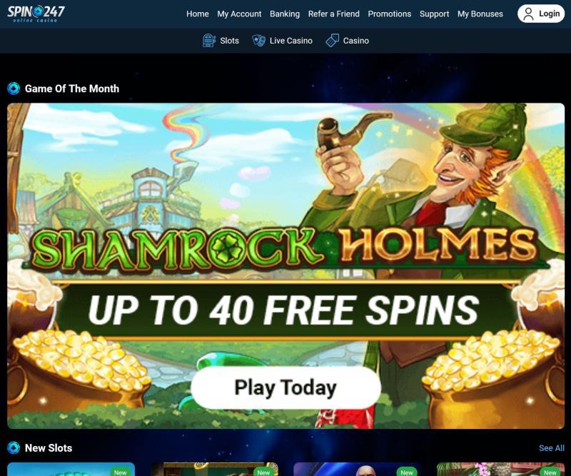 spin247 casino etusivu suomi