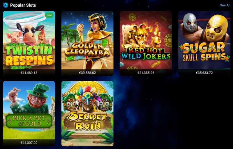 spin247 casino pelit