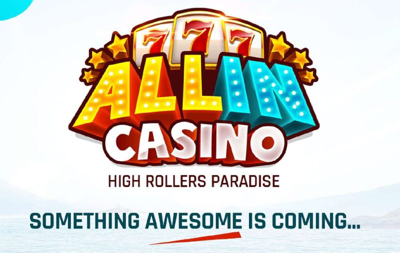all in casino slogan