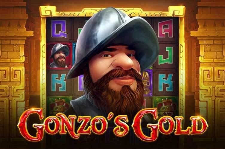 Gonzo's Gold on täällä