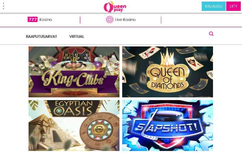queenplay casino suomi