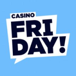 casino friday casino logo