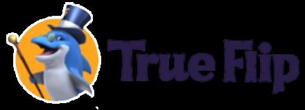trueflip logo casino